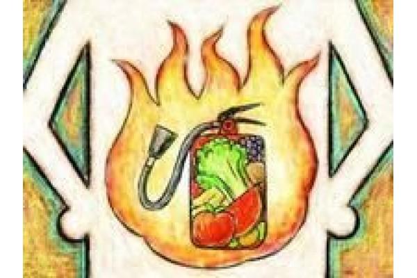 养肝食:排肝毒,消火气!