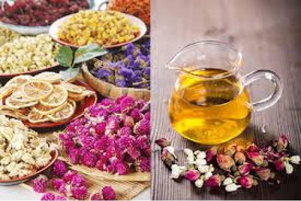 適合久坐上班族喝的養顏好花茶,看看適合你的是哪幾種呢?